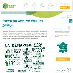 Démarche Zero Waste : Zéro déchet, Zéro gaspillage