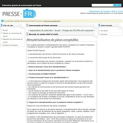Etude pearltrees - Classement cabinet expertise comptable ...