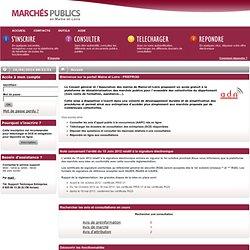 OK-Marchés, dématérialisation de procédure de marchés publics