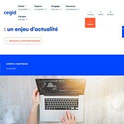 Dématérialisation et profession comptable : un enjeu d'actualité - Cegid