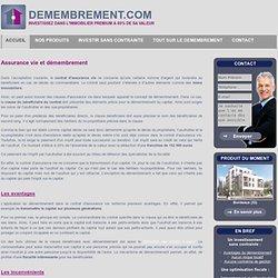 Démembrement et assurance-vie - Demembrement.com