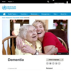 Dementia - WHO