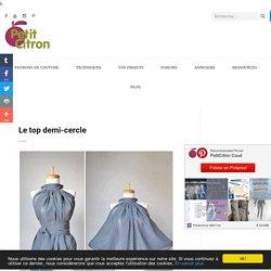 Le top demi-cercle - Blog de Petit Citron Blog de Petit Citron