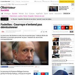 Affaire des fadettes : le procureur Philippe Courroye mis en examen - Société