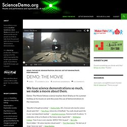 ScienceDemo.org