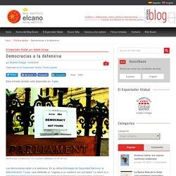 Democracias a la defensiva - Elcano Blog