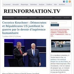 Kouchner: Démocrates et Républicains US