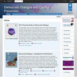 Democratic Dialogue Network
