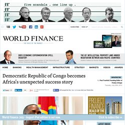 Democratic Republic of Congo becomes Africa's unexpected success story