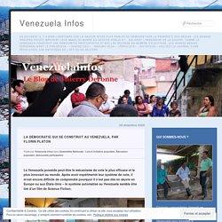 29 déc. 2020 La démocratie qui se construit au Venezuela, par Florin Platon