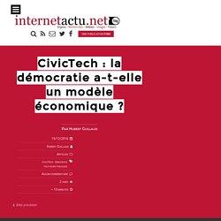 CivicTech : la démocratie a-t-elle un modèle économique ?