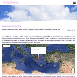 La démocratie des Athéniens - Histoire et géographie pour tous