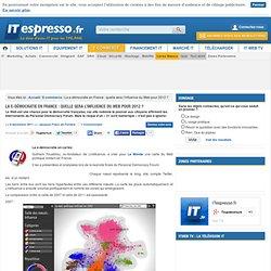 La e-démocratie en France : quelle sera l'influence du Web pour 2012 ?