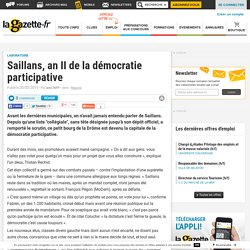 Saillans, an II de la démocratie participative