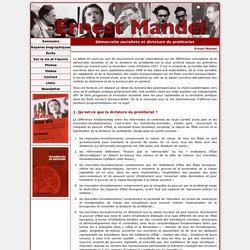 Ernest Mandel - Démocratie socialiste et dictature du prolétariat