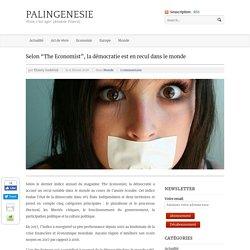 """Selon """"The Economist"""", la démocratie, en régression dans le monde"""