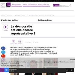La démocratie est-elle encore représentative ?