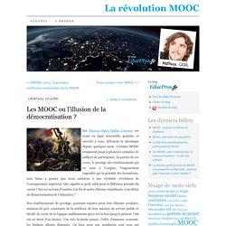 Les MOOC ou l'illusion de la démocratisation ?