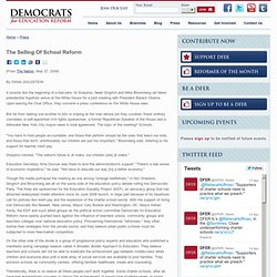 Democrats for Education Reform