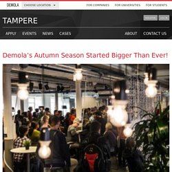 Demola's Autumn Season Started Bigger Than Ever!