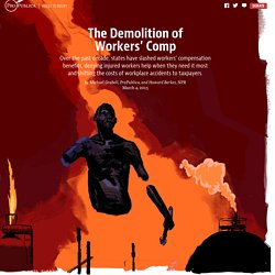 The Demolition of Workers' Compensation