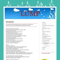 Demosprüche - Lump
