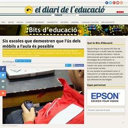Sis escoles que demostren que l'ús dels mòbils a l'aula és possible - Bits d'educació