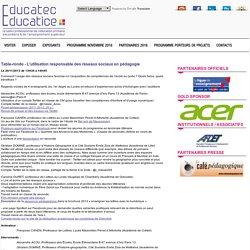 Classe démotice - salon EDUCATEC - salon de l'éducation