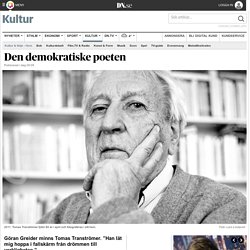 Den demokratiske poeten