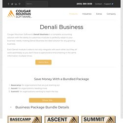 Denali Business - for Nonprofits and Small Business