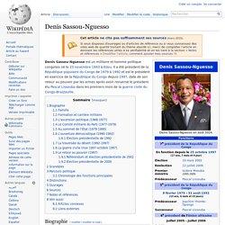 Denis Sassou-Nguesso - wikipedia