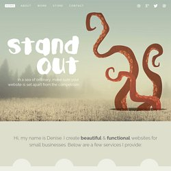 Denise Chandler | Web Design