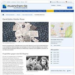 DenkStätte Weiße Rose München - Das offizielle Stadtportal muenchen.de