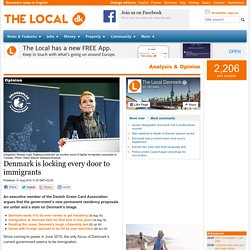 Denmark is locking every door to immigrants - The Local