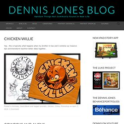 The Dennis Jones Blog | …random things not commonly found in real life…