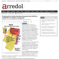 ARREDOL : Prensa en ARAGONES