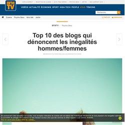 Top 10 des blogs qui dénoncent les inégalités hommes/femmes