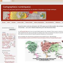 une carte militante élaborée par le site Decolonial Atlas