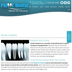 Dental Implant Clinic in Mount Pleasant