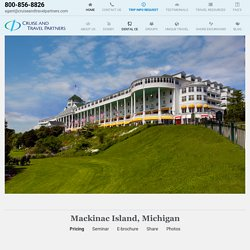 Dental CE Course Tours agency Mackinac Island, Michigan