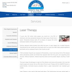Dental Laser Therapy Appleton Fox Valley Green Bay Neenah