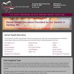 Dentist in Yardley, PA