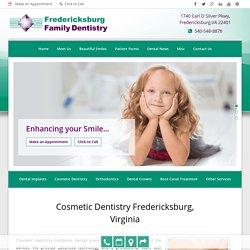 Cosmetic Dentistry Fredericksburg