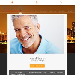 Chicago Affordable Dentures Dentist