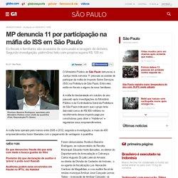 MP denuncia 11 por participação na máfia do ISS em São Paulo