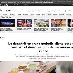 La dénutrition : une maladie silencieuse qui toucherait deux millions de personnes en France