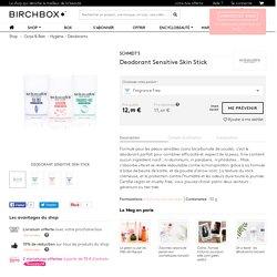 SCHMIDT'S - Deodorant Sensitive Skin Stick - Birchbox