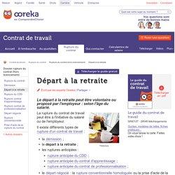 Départ à la retraite : conséquences - Ooreka