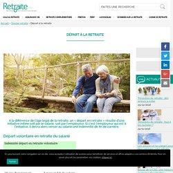 01a 17 Départ à la retraite - Dossier retraite - Retraite.com