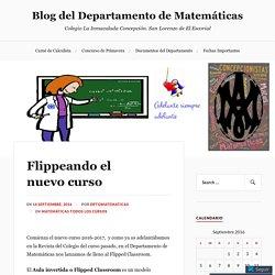 Flippeando el nuevo curso – Blog del Departamento de Matemáticas